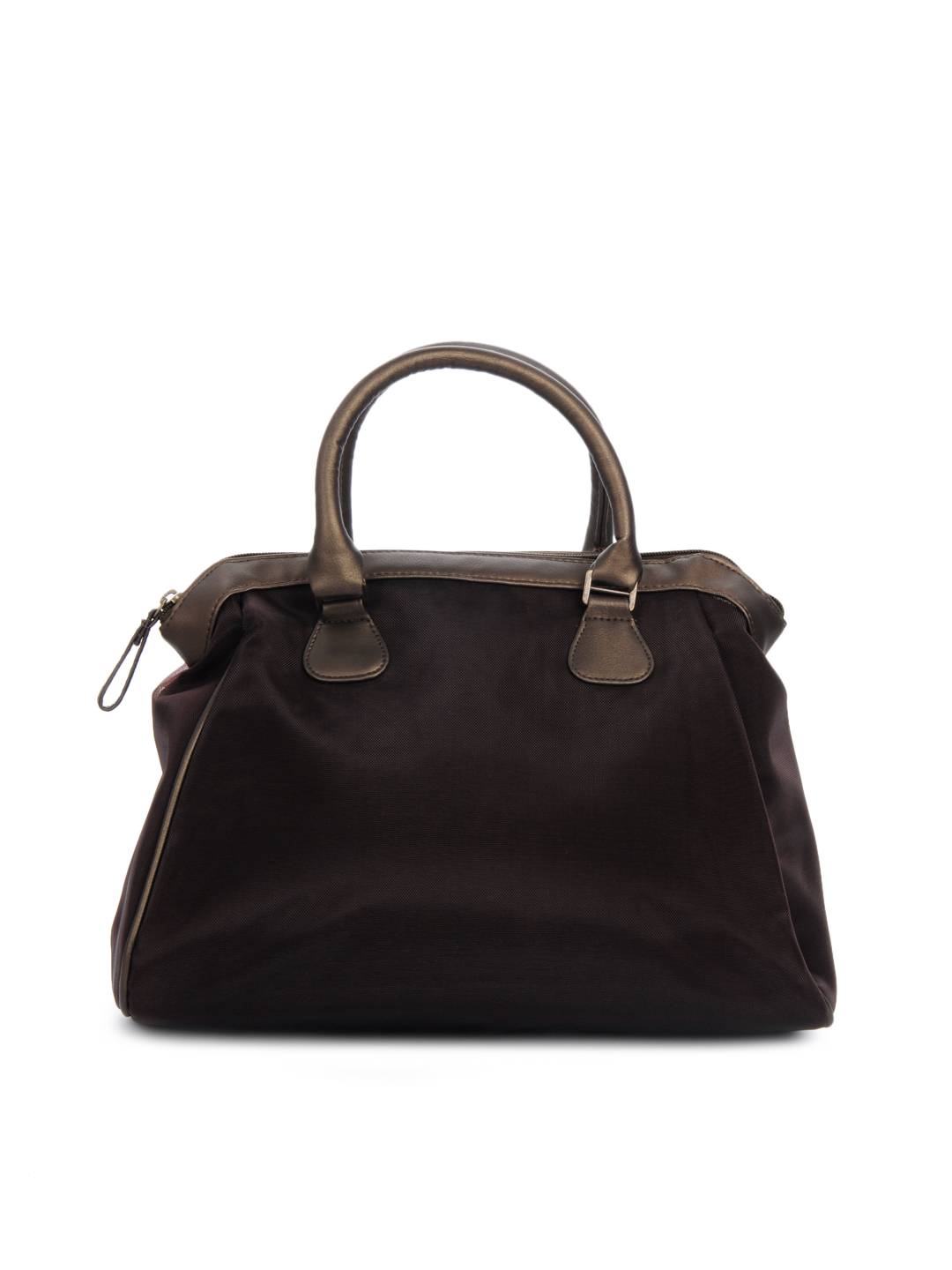Baggit Women Roxy Net Brown Handbag