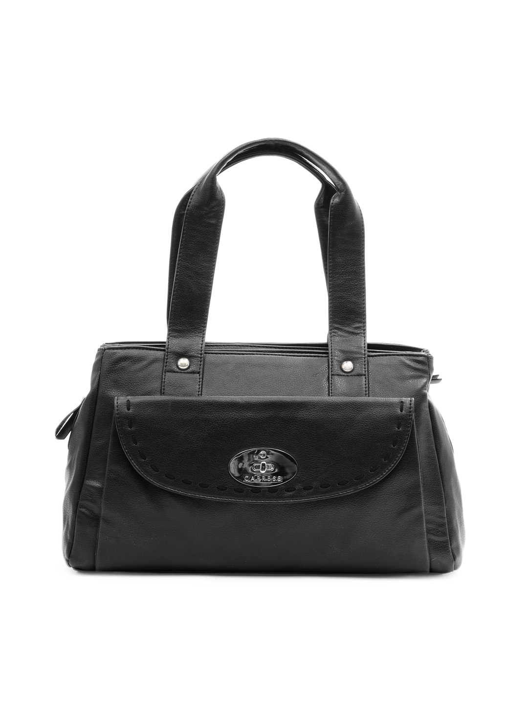 Caprese Women Black Lara Handbag