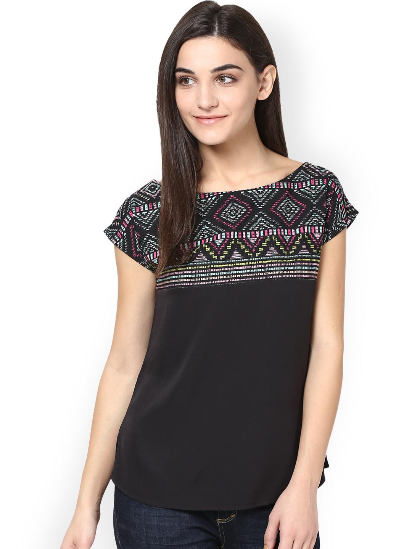 Black t shirt jabong - Black T Shirt Jabong 40