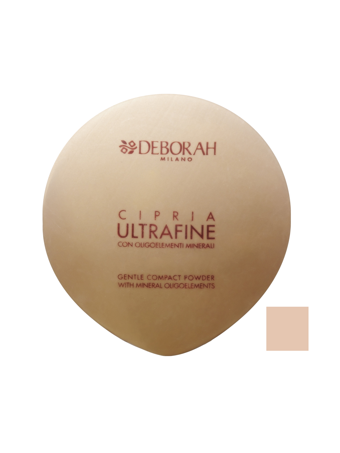 Deborah Ultra Fine Compact Powder 02