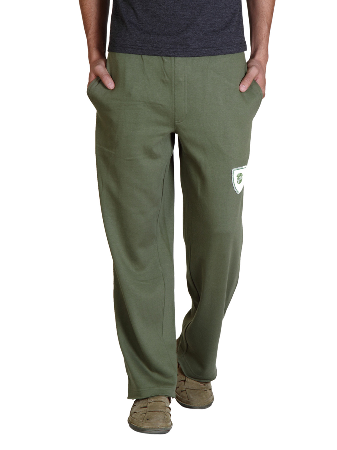 Do U Speak Green Men Green Lounge Pants
