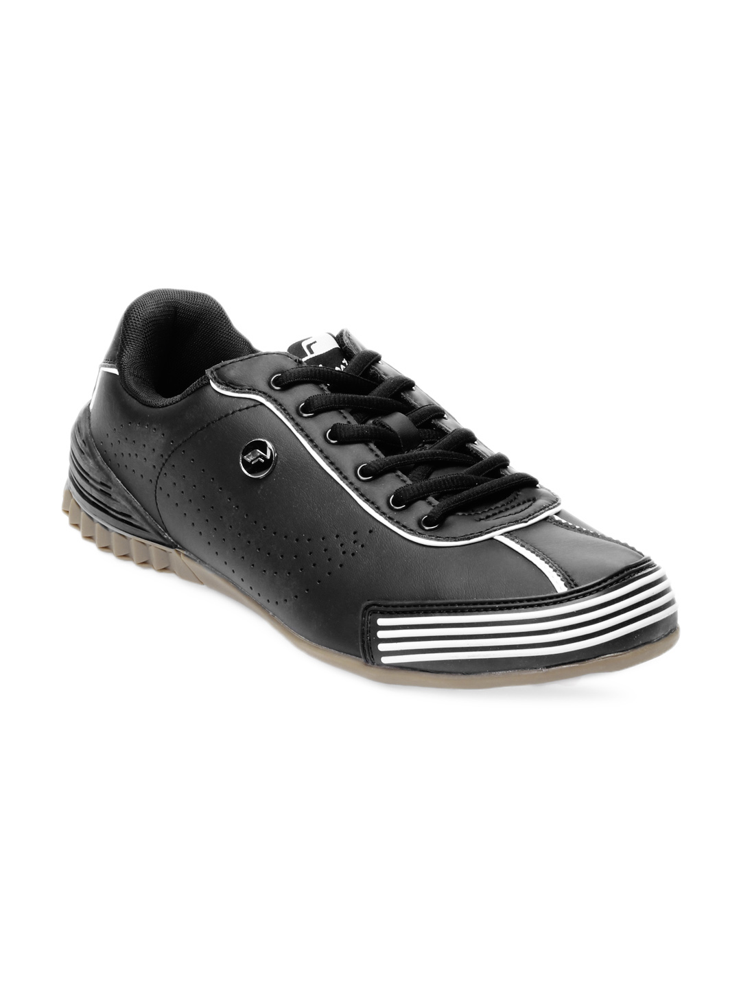 F Sports Men Black Hurricane Sports Shoes