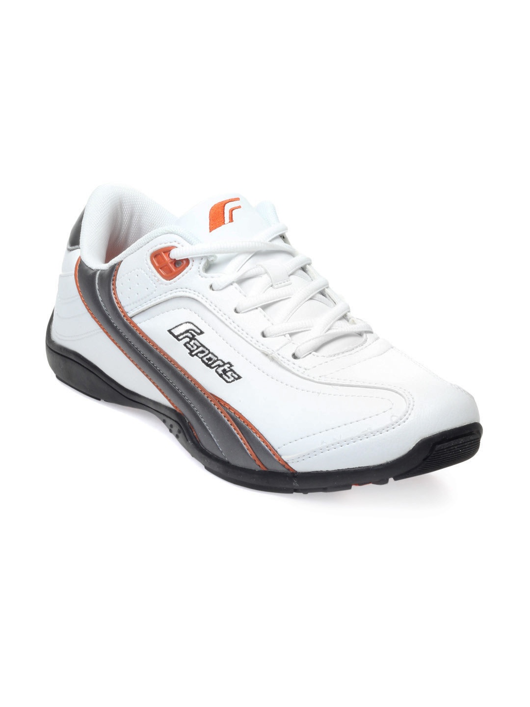F Sports Men White Colt Shoes