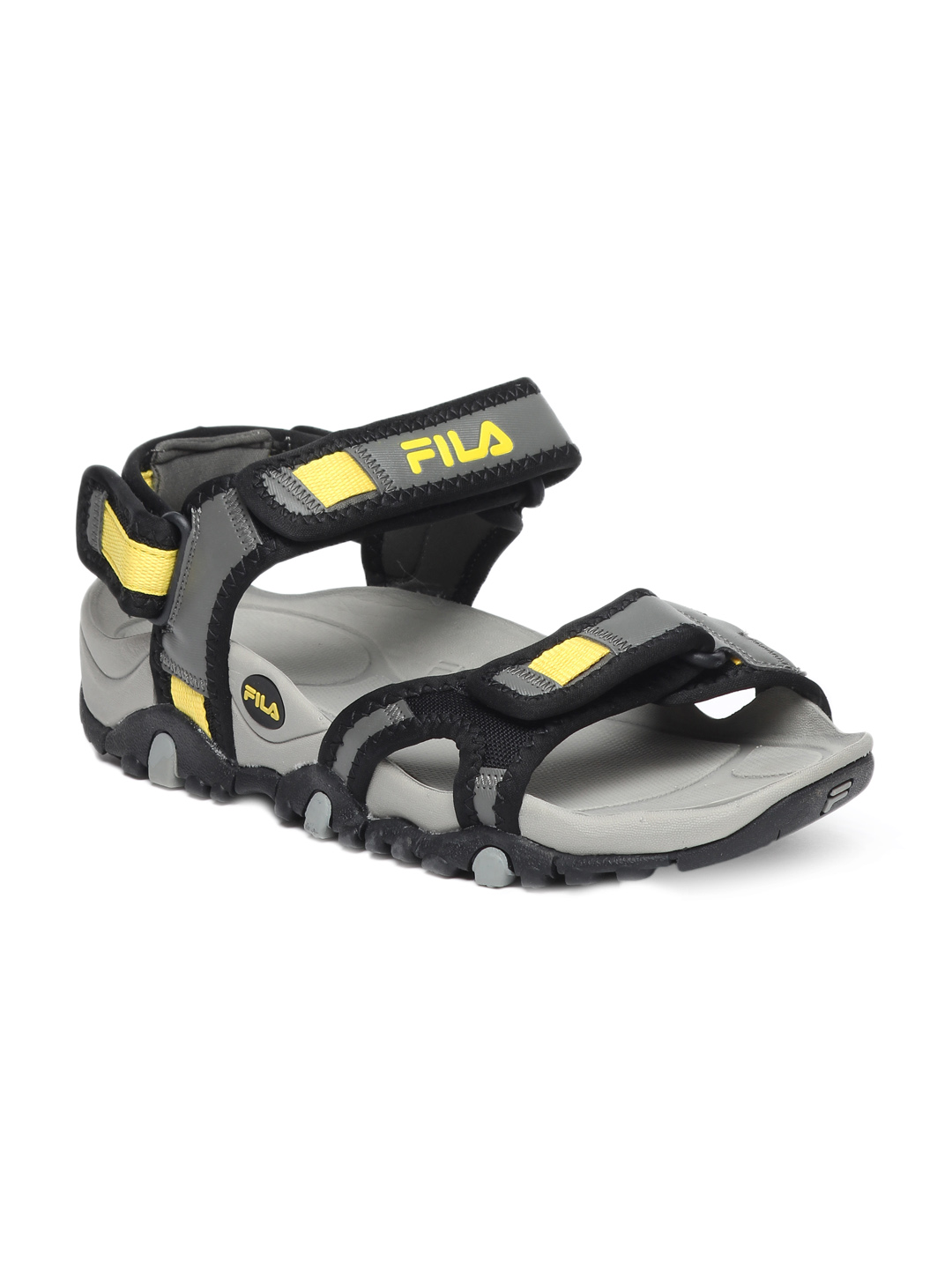 Fila Men Grey Sandals
