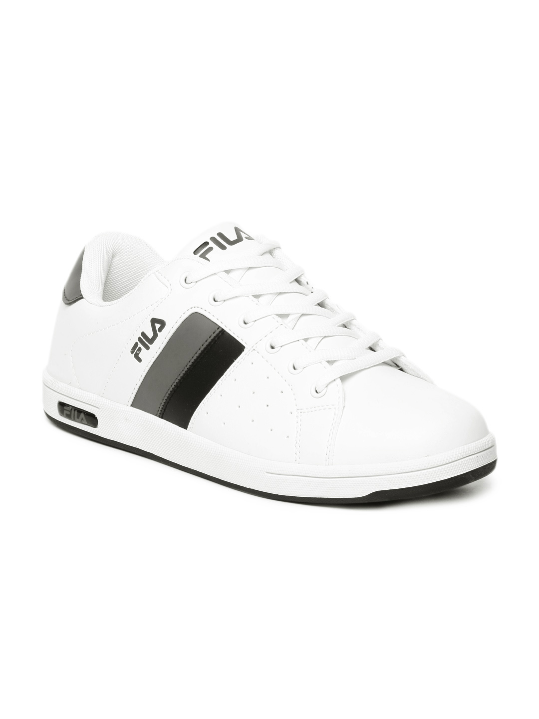 Fila Men White Shoes
