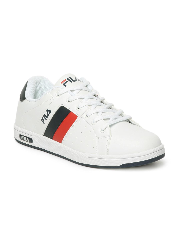 Fila White Sneakers