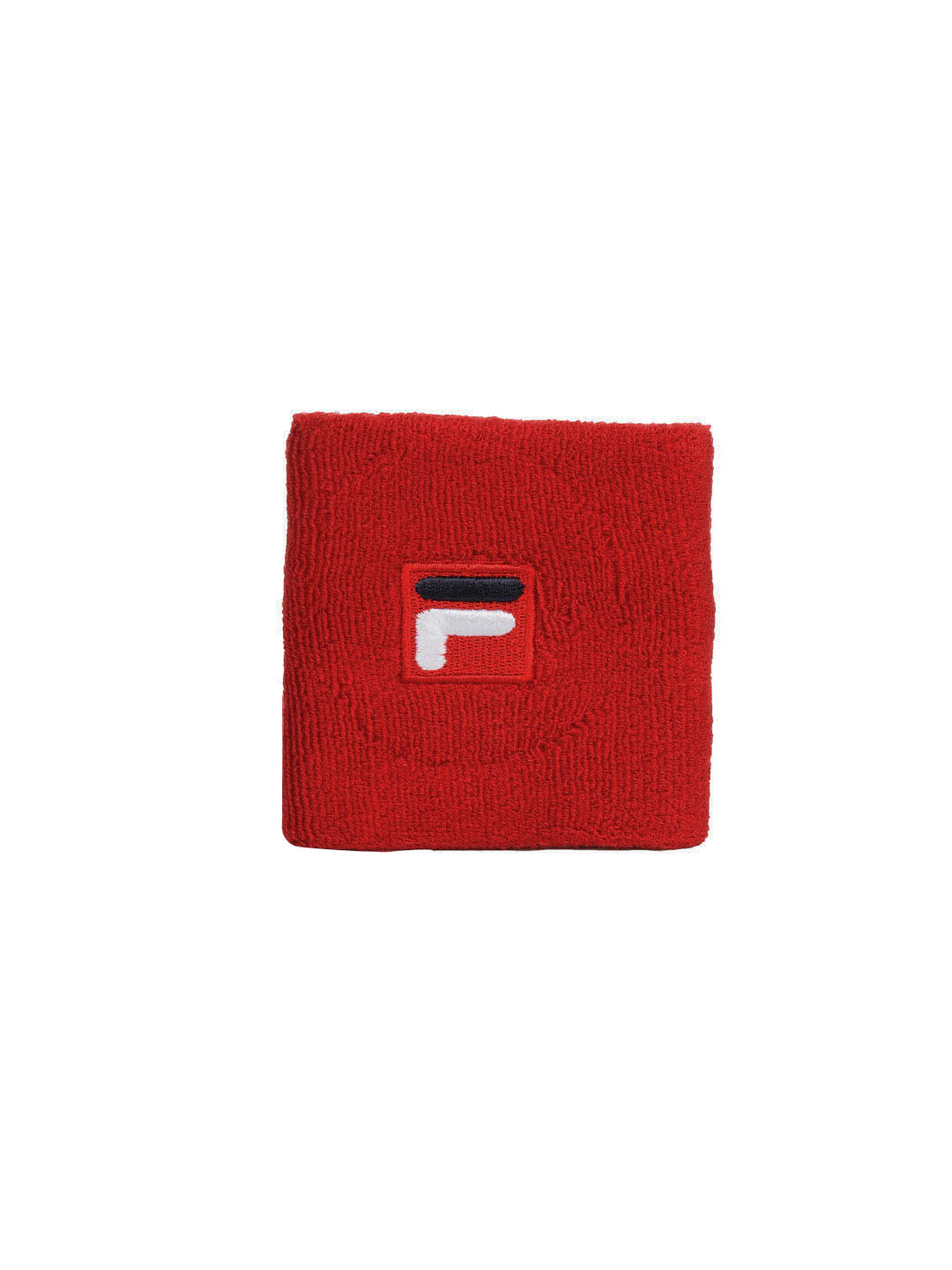 Fila Unisex Red Wristband