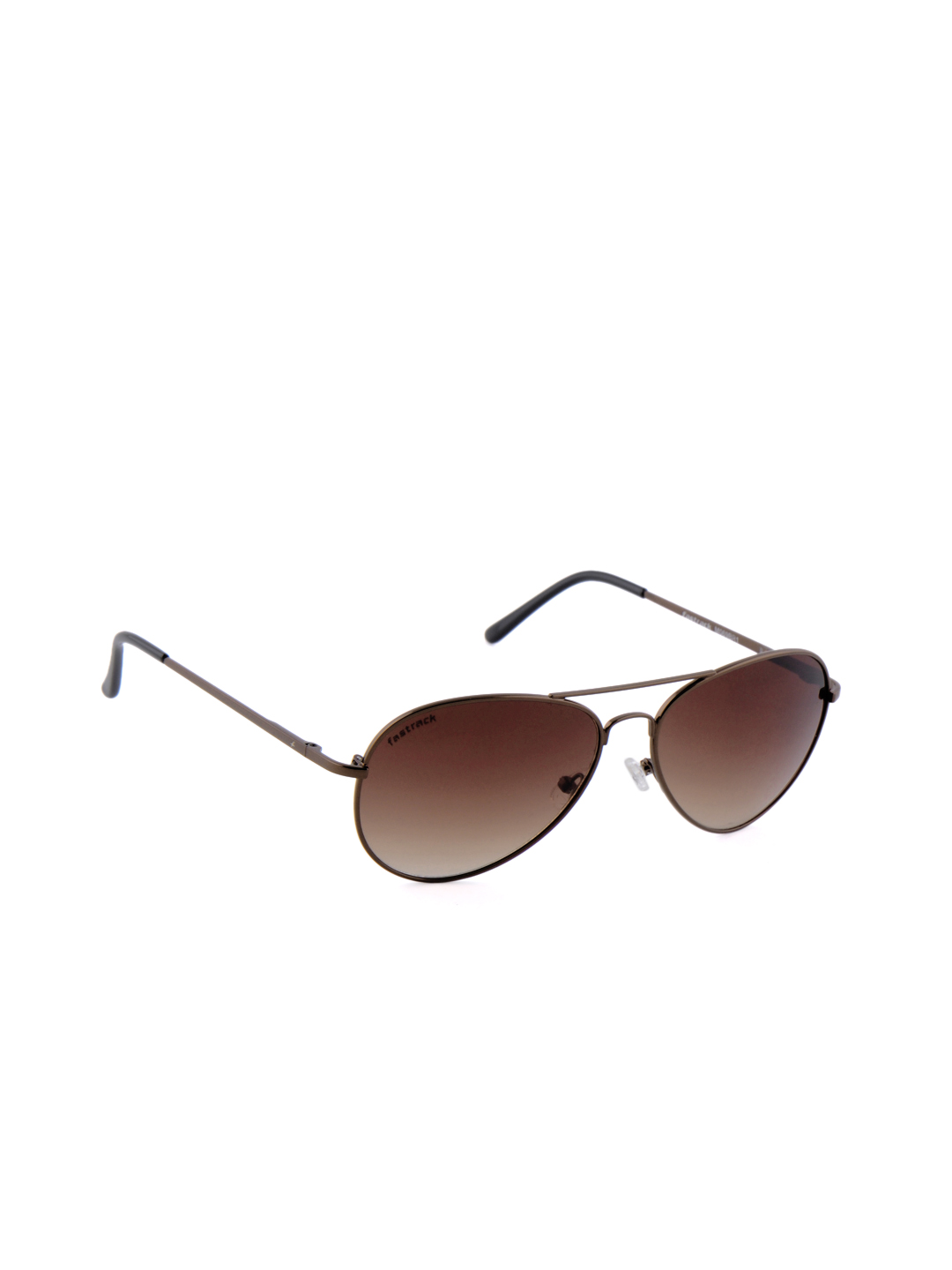 Fastrack Men Copper Sunglasses