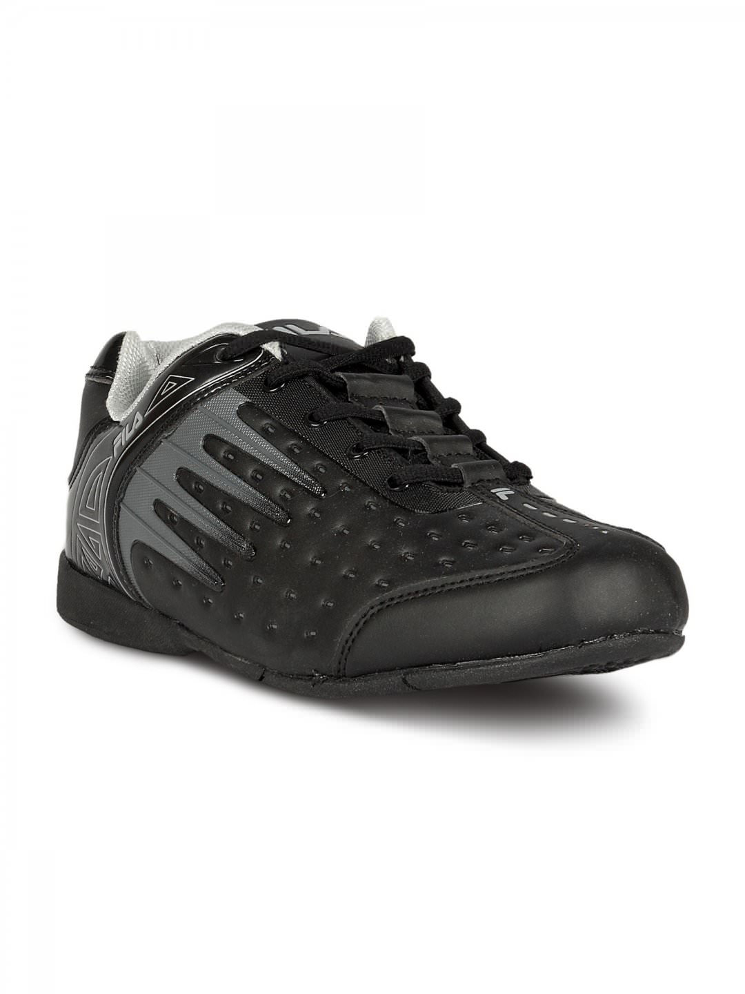 Fila Men's Batec Black Shoe