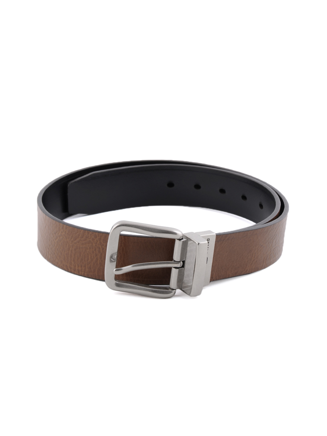 Fossil Men Johnston Rev Brown Belt