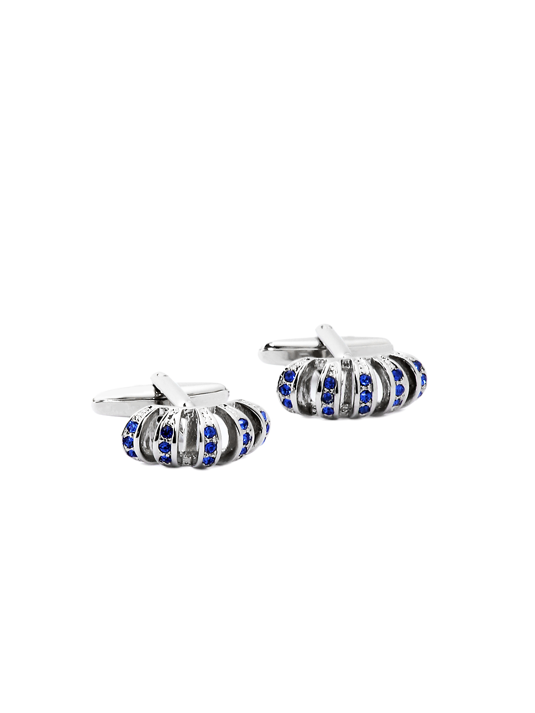 Hakashi Men Blue Cufflinks