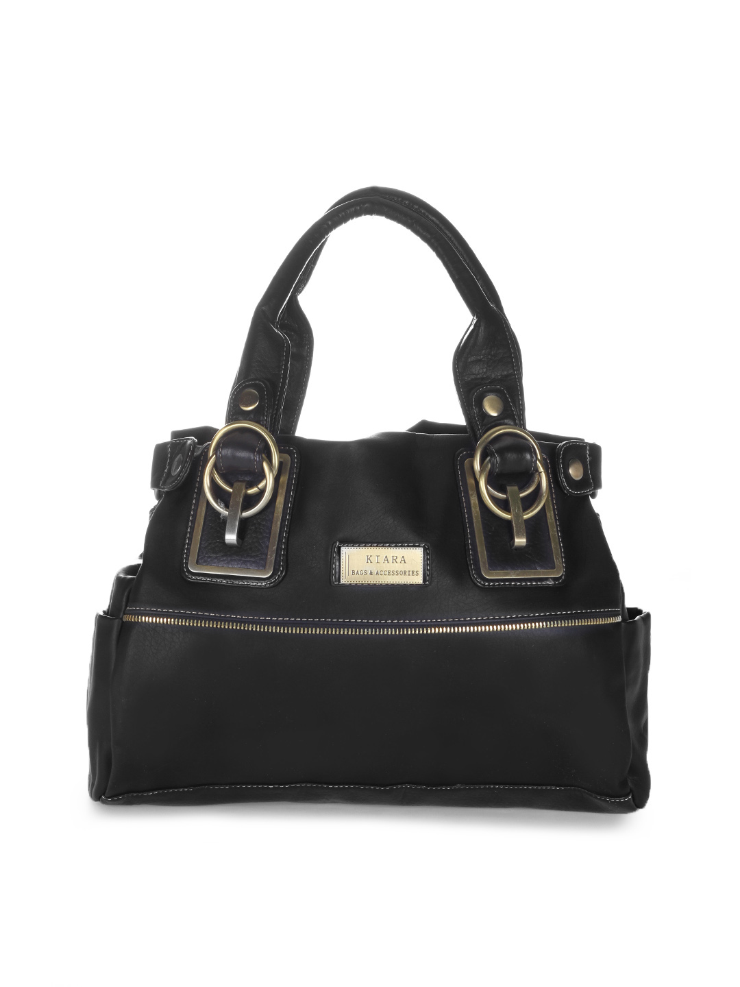 Kiara Women Black Handbag