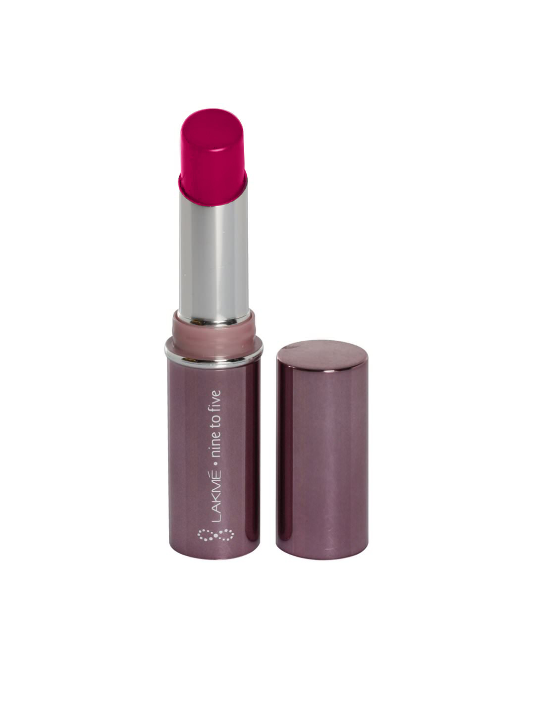 Lakme Nine to Five Day Perfect Crimson Affair Lip Color