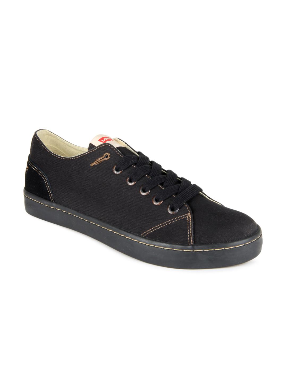 Levis Shoe Men Low-Sneaker black light green