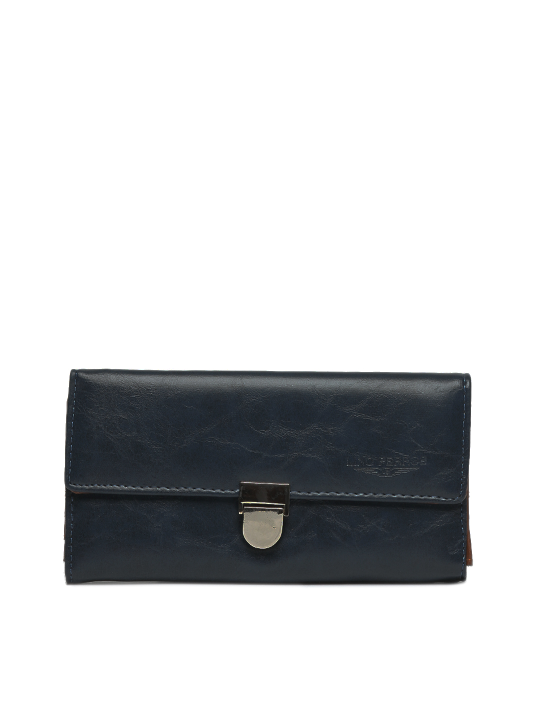 Lino Perros Women Blue Wallet