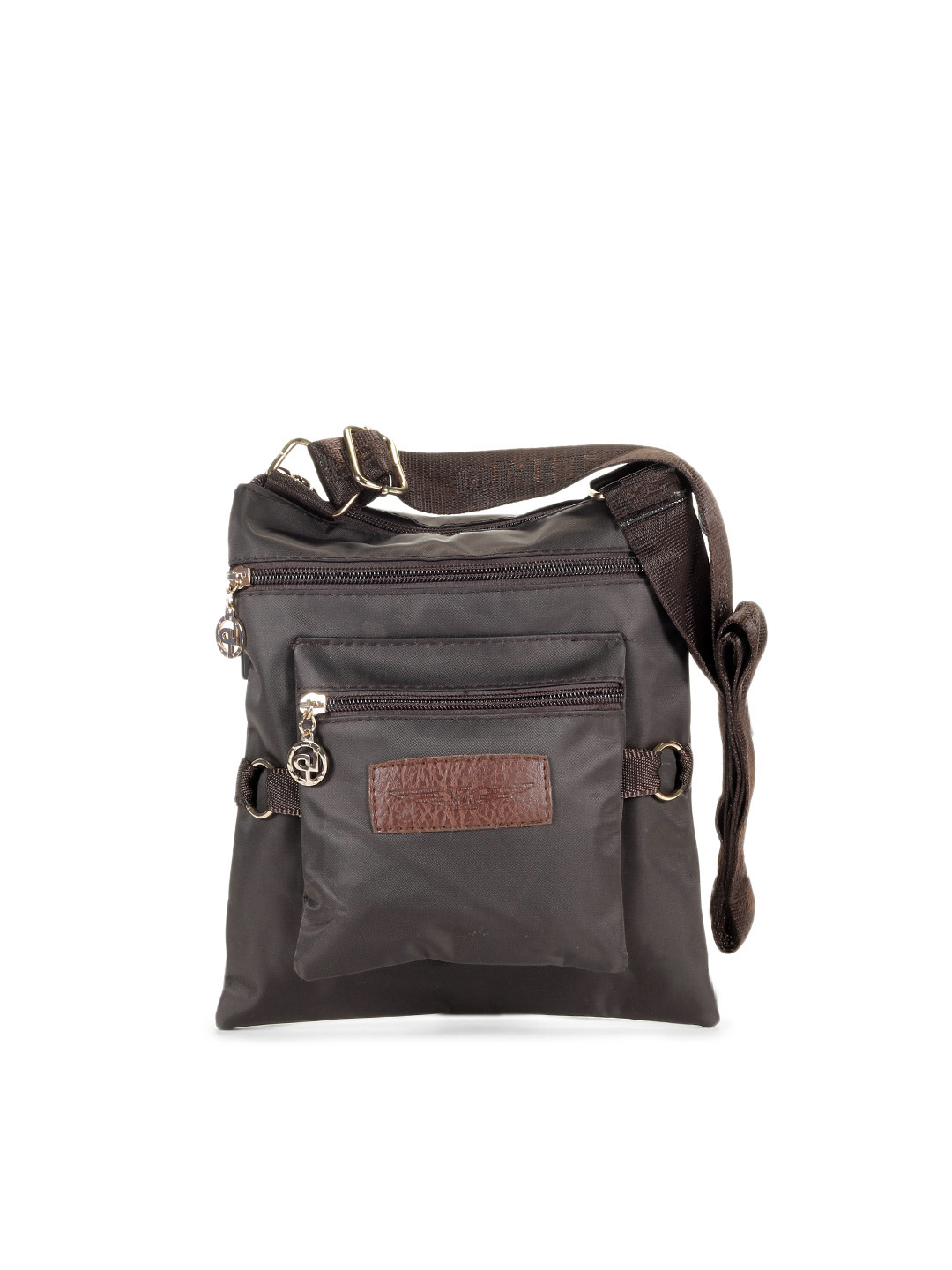 Lino Perros Women Brown Sling Bag