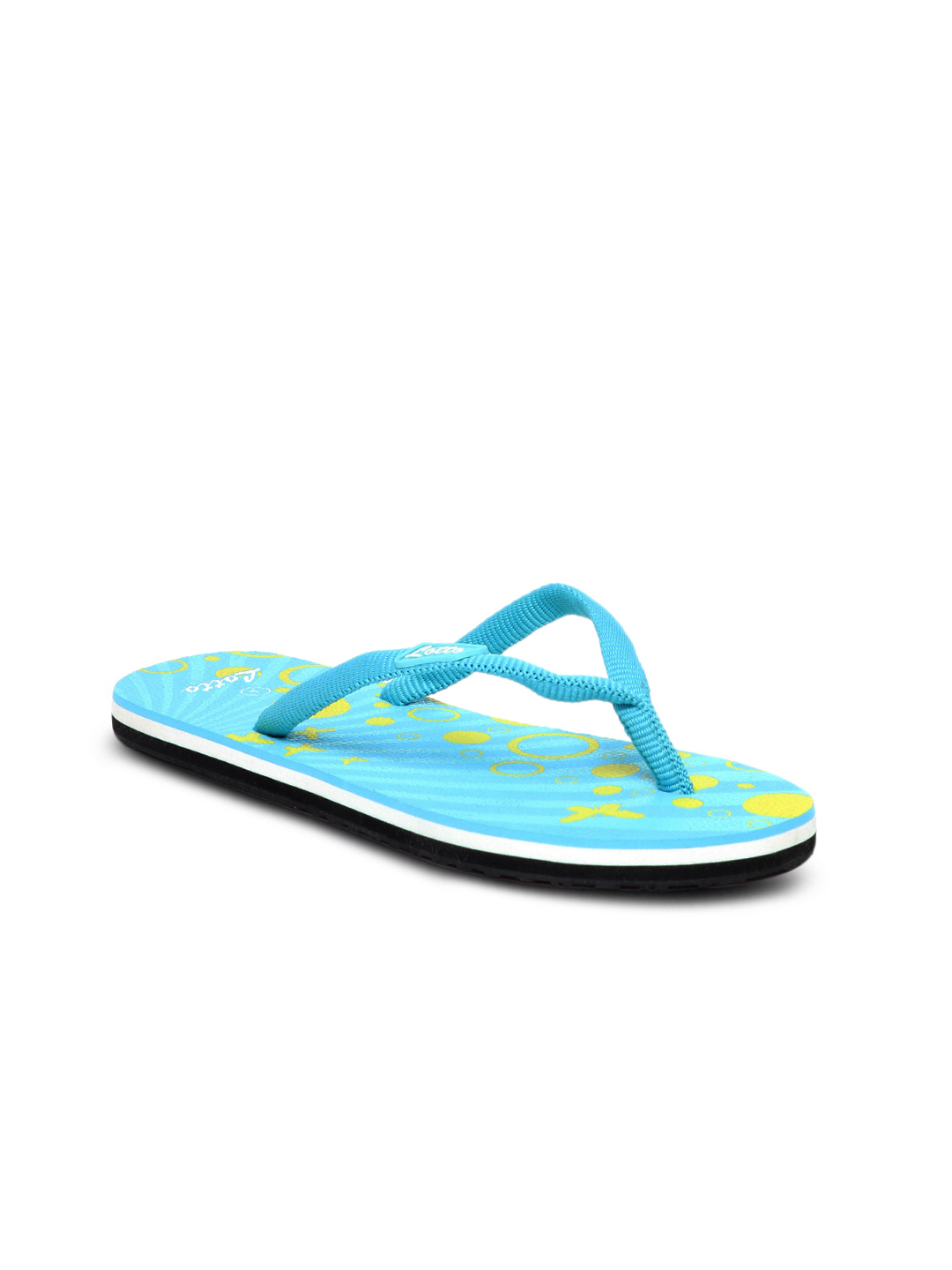 Lotto Women Blue Flip Flops
