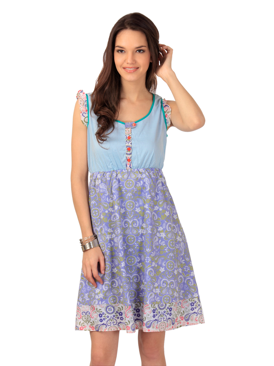 Mineral Women Multi Coloured Dress