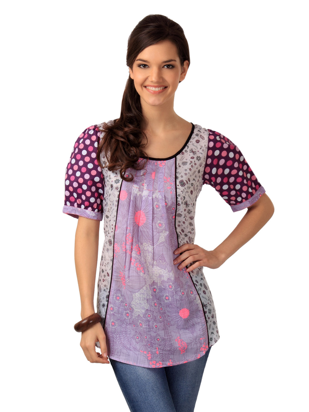 Mineral Women Multi Coloured Tunic