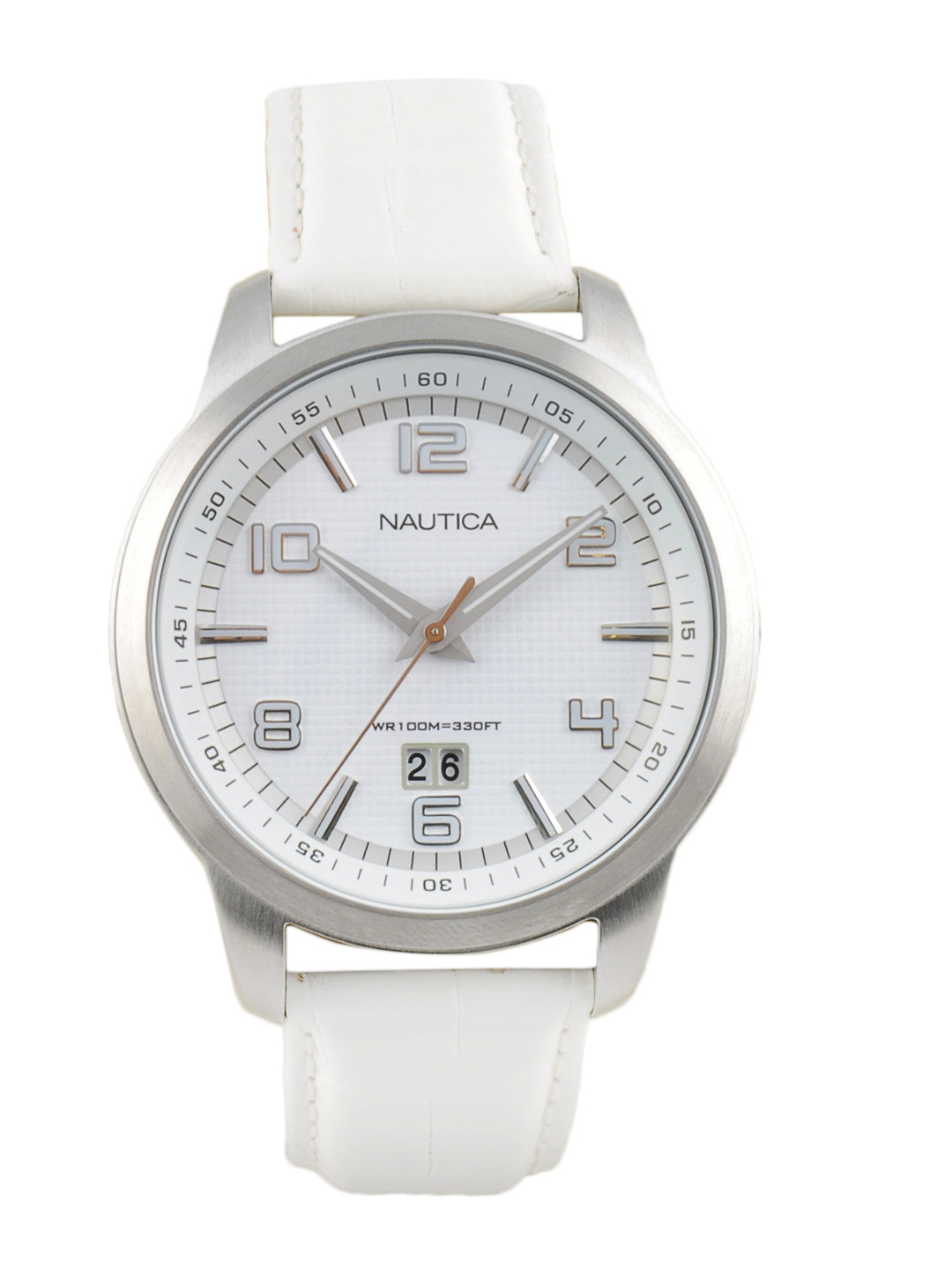 Ceramic Style White Watch