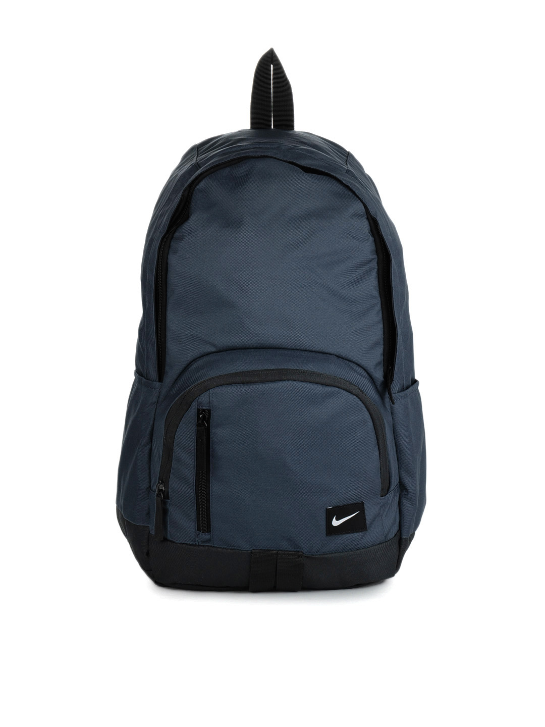 Nike Men Navy Blue Backpack