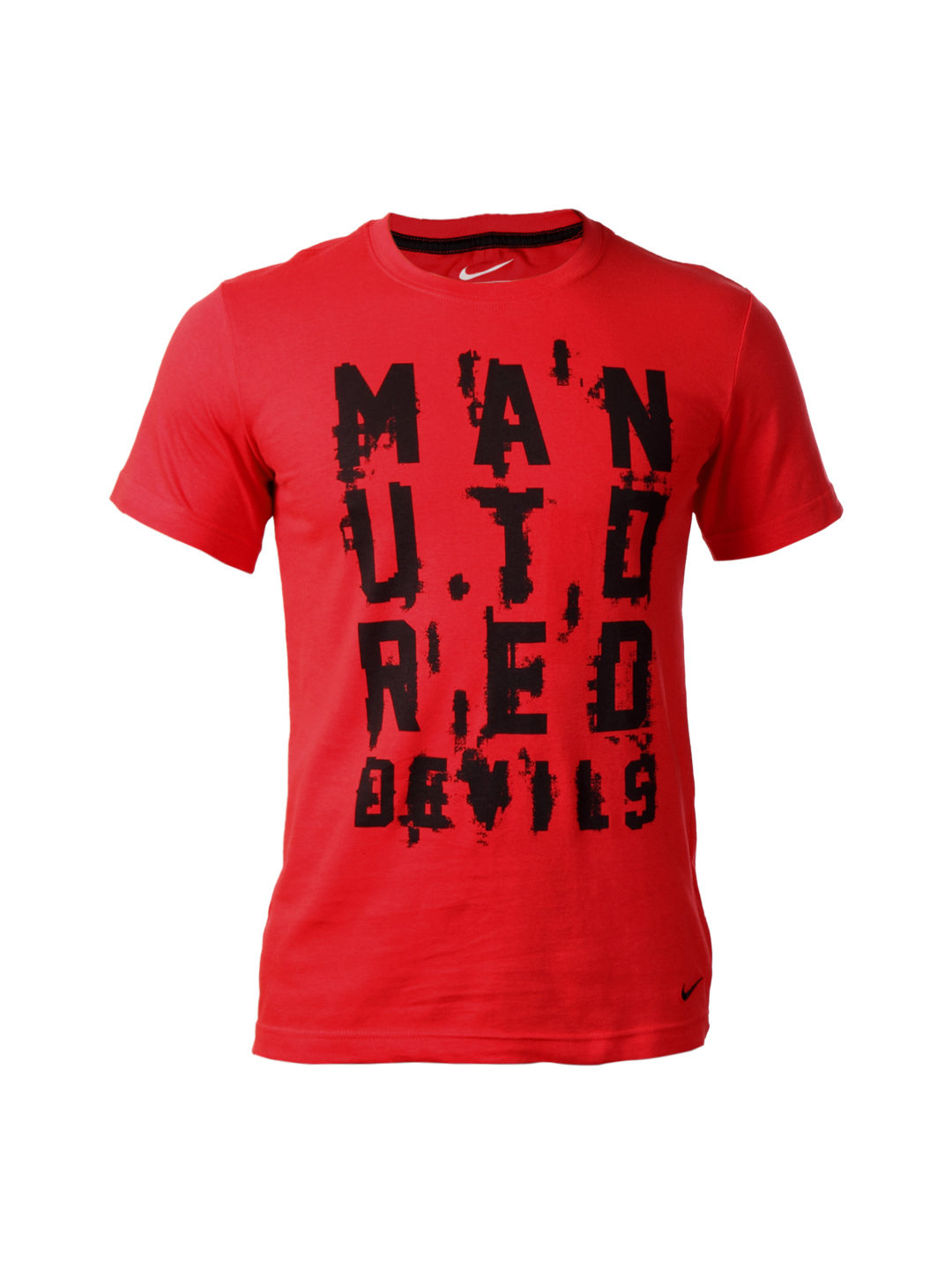 Nike Men Red T-shirt
