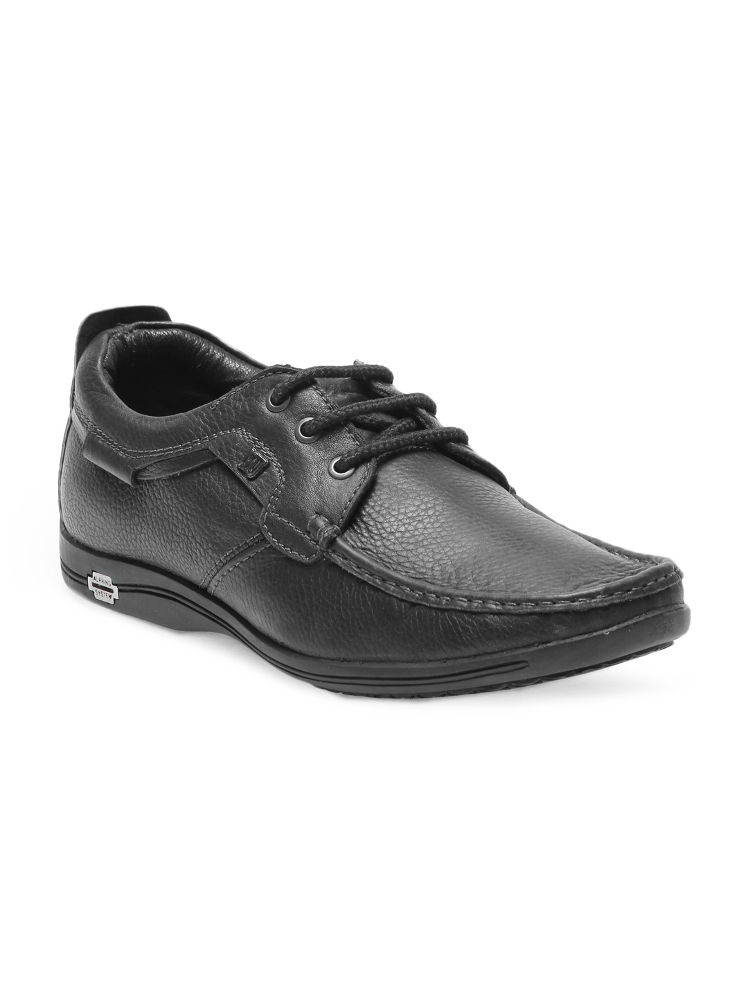 Numero Uno Men Black Shoes