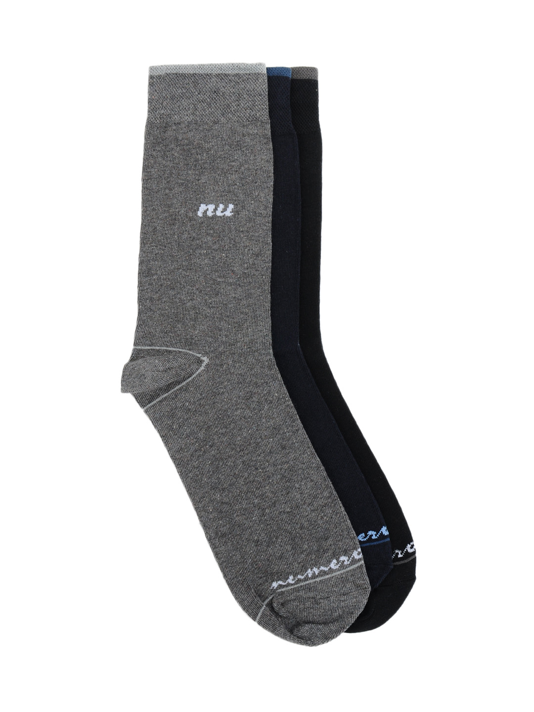 Numero Uno Men Pack of 3 Socks