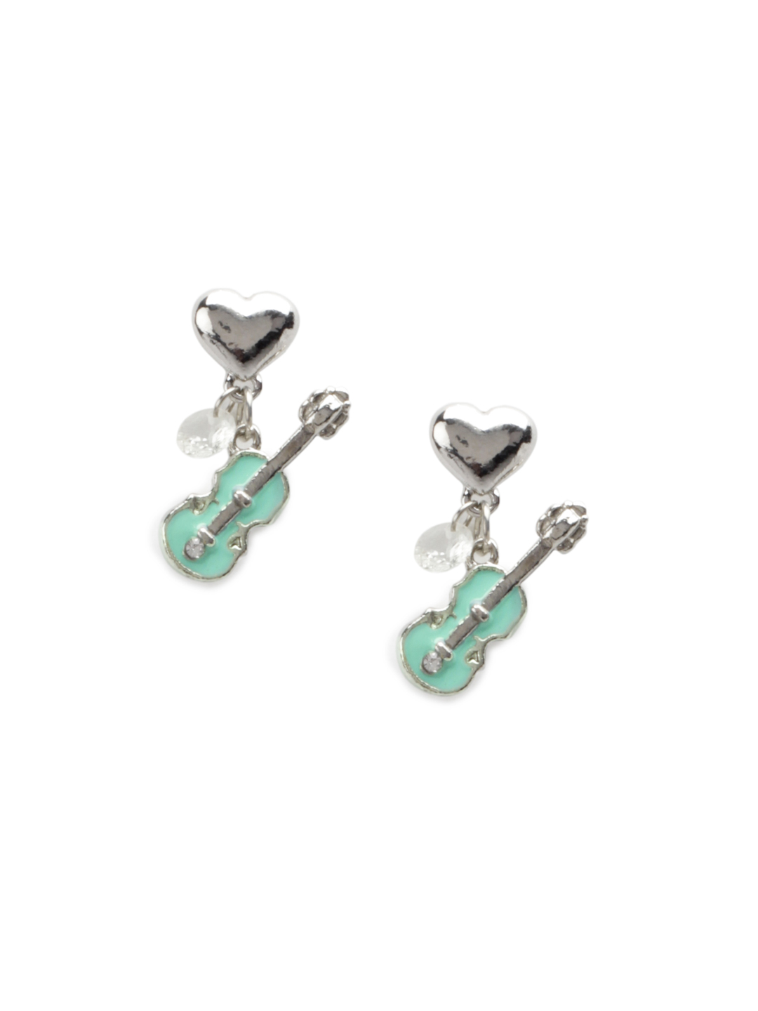 Pretty Women Green Earrings