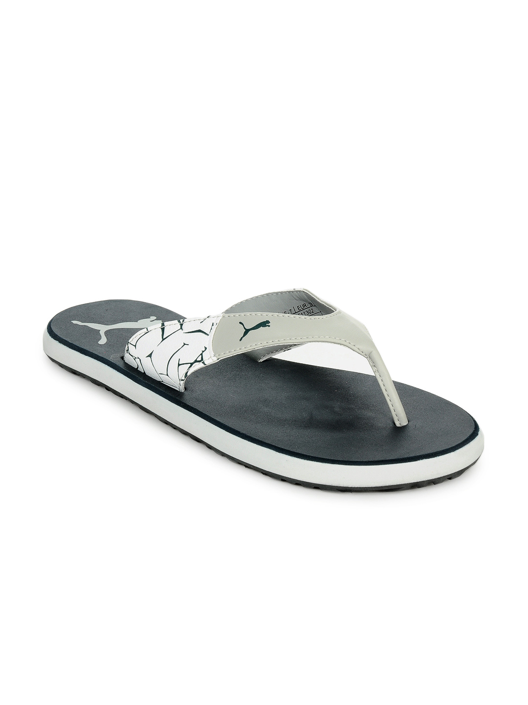 Puma Men Blue Winglet III Flip Flops