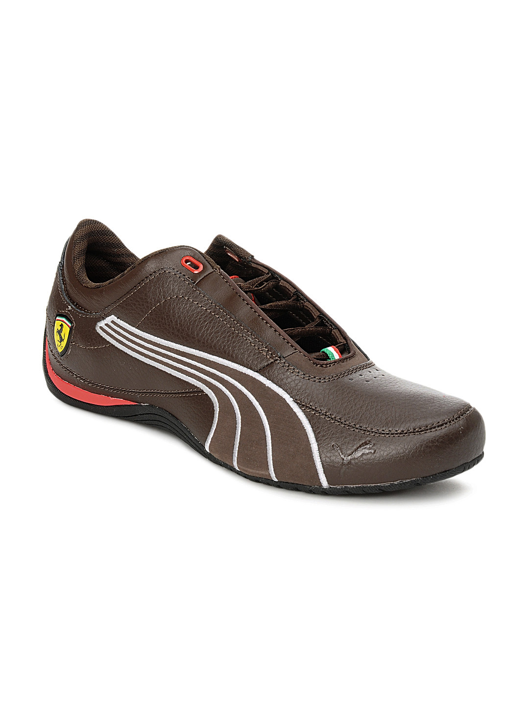 Puma Men Drift Cat 4 Brown Shoes