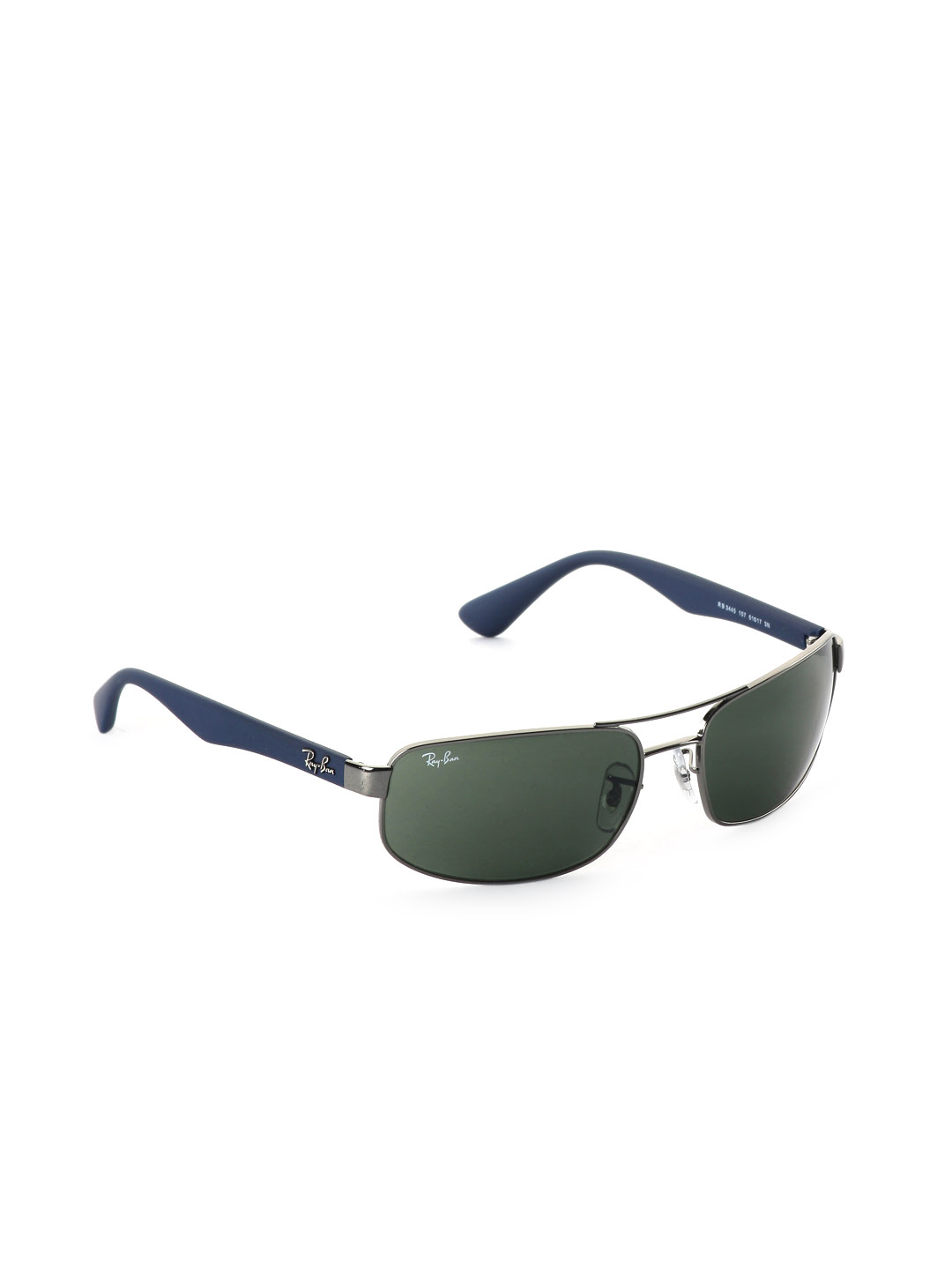 Ray-Ban Men Active Lifestyle Metallic Sunglasses