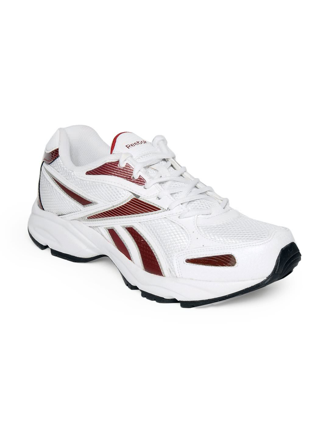 Reebok Men White United Runner Sports Shoes