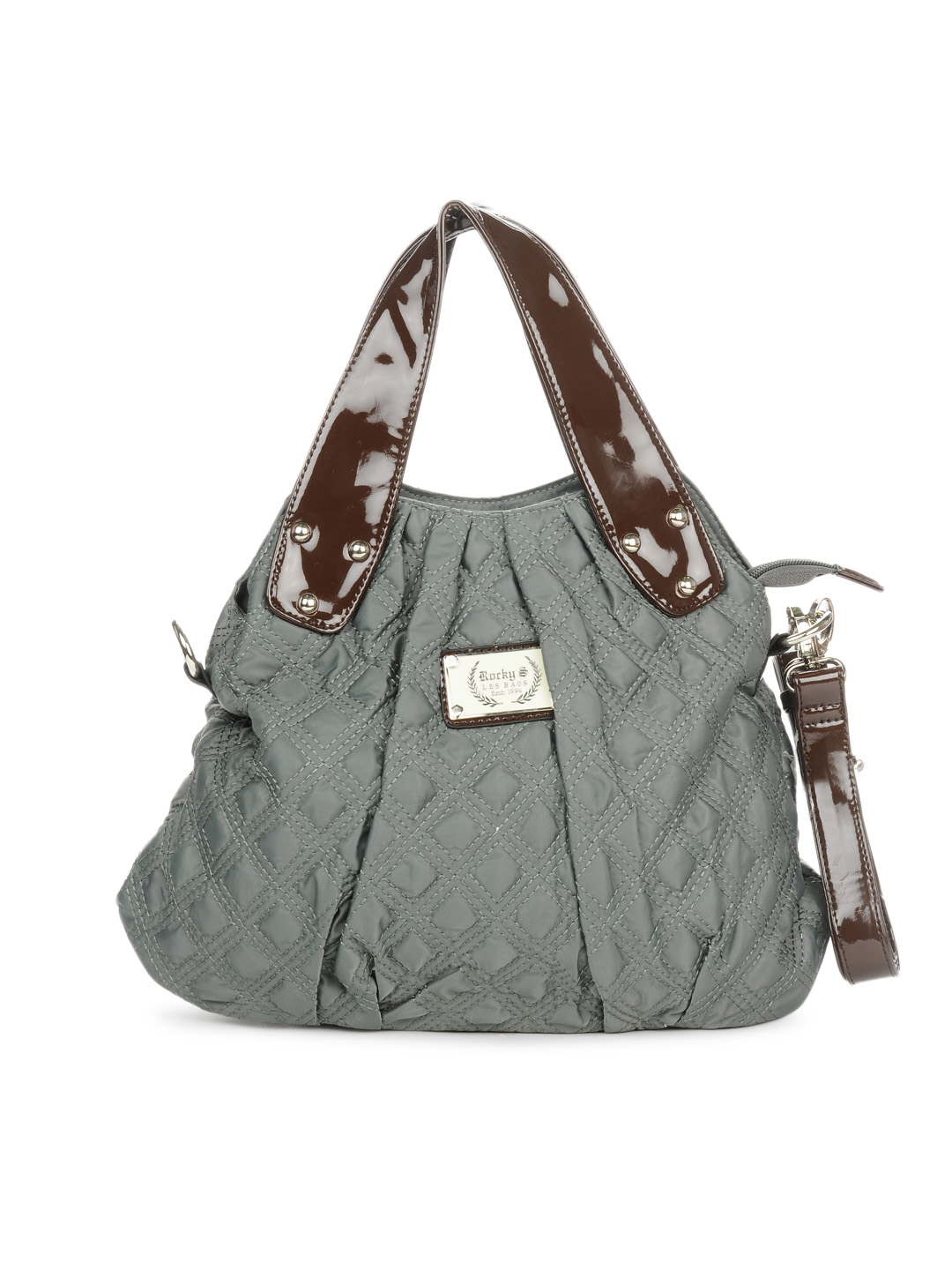 Rocky S Women Olive Green Handbag