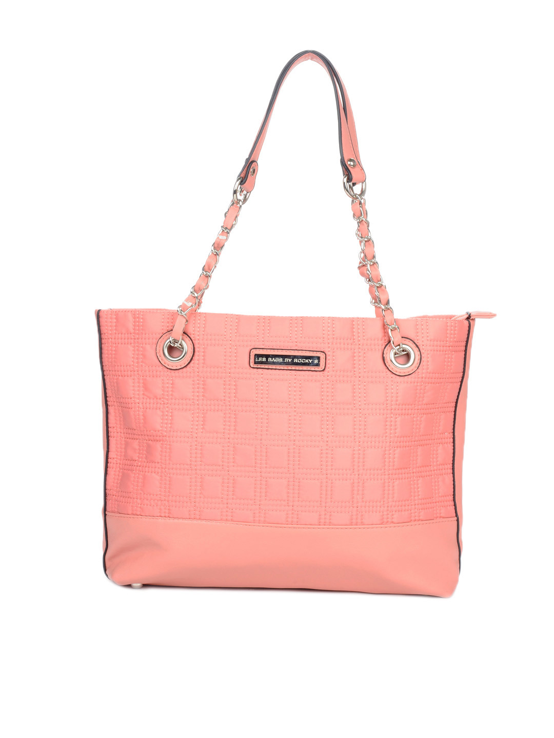 Rocky S Women Peach Handbag