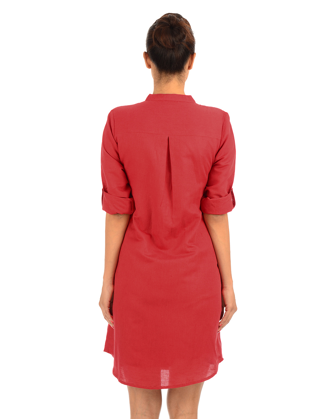For Women Red Dress Shirts