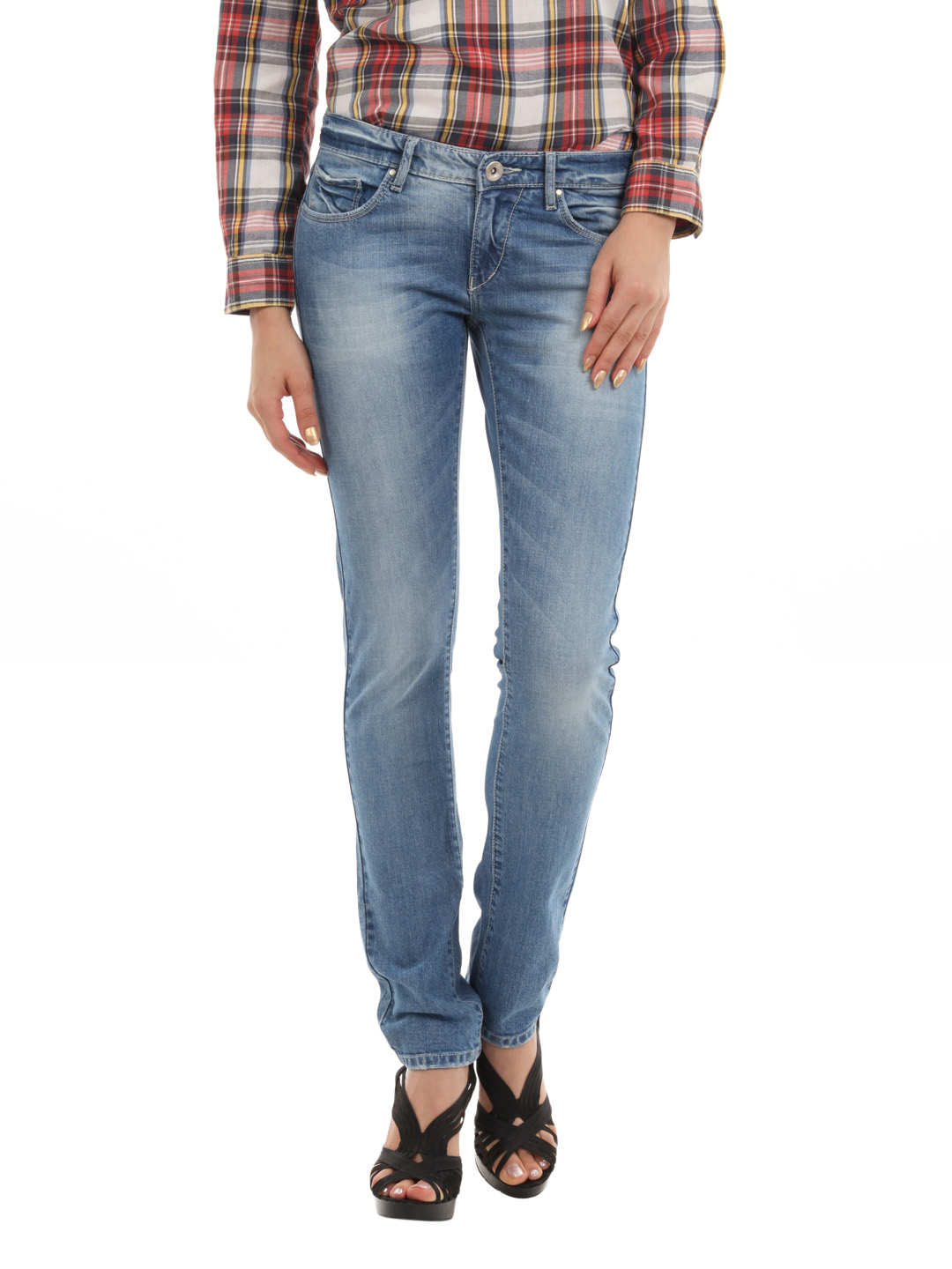 Spykar Women Blue Jeans