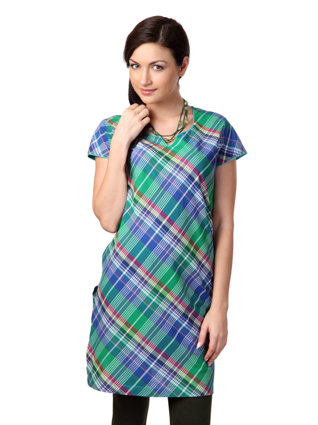 Sritika Women Multi Coloured Kurta