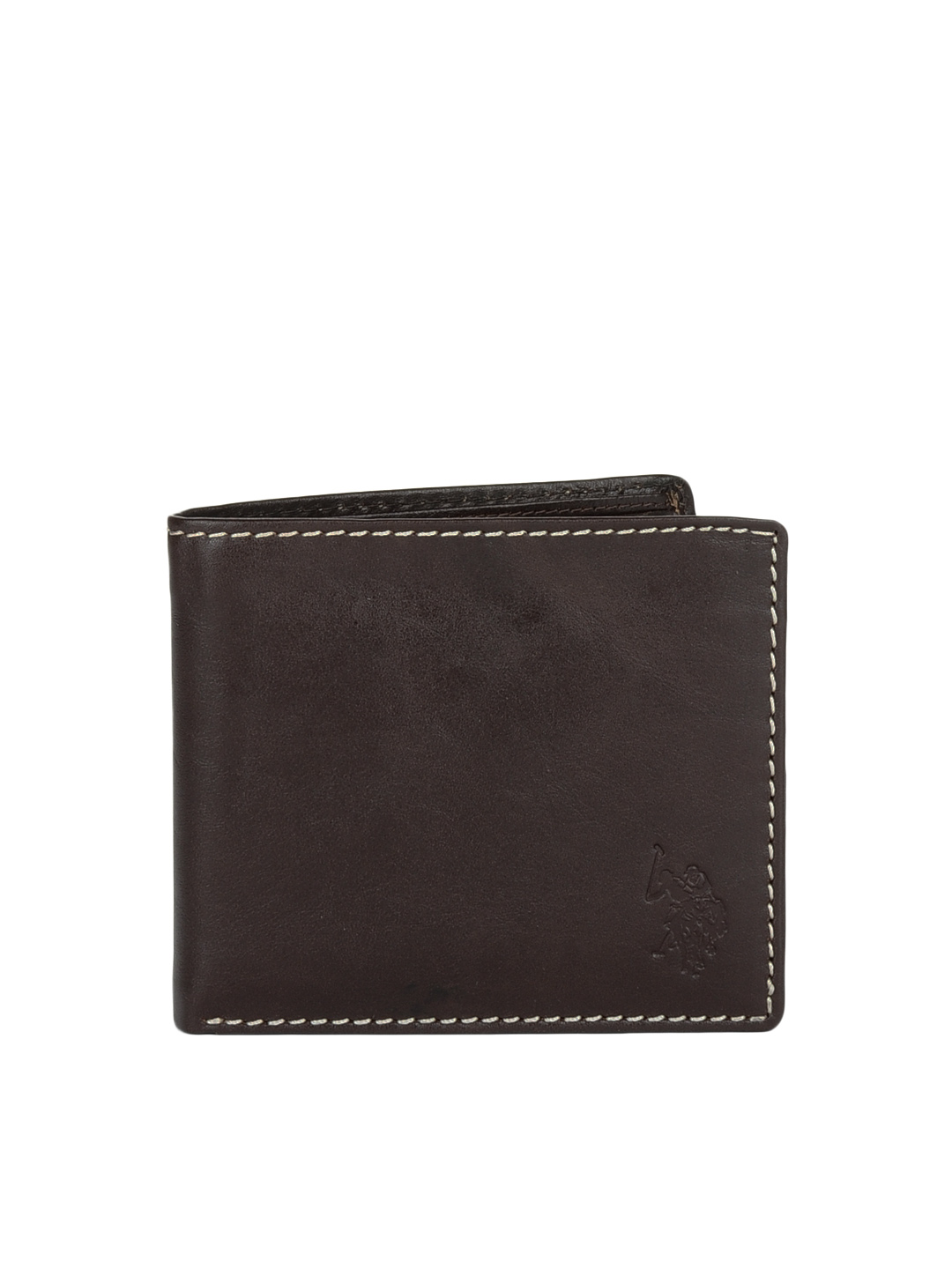 U.S. Polo Assn. Men Brown Wallet