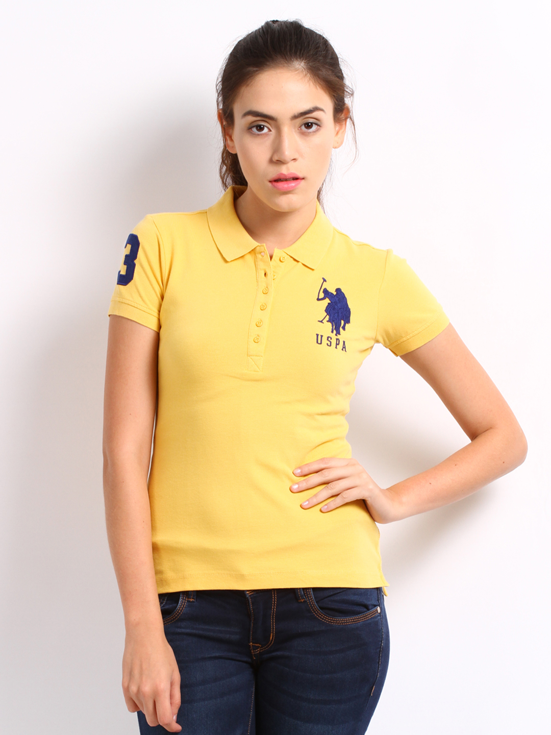 polo t shirt women the image kid has it