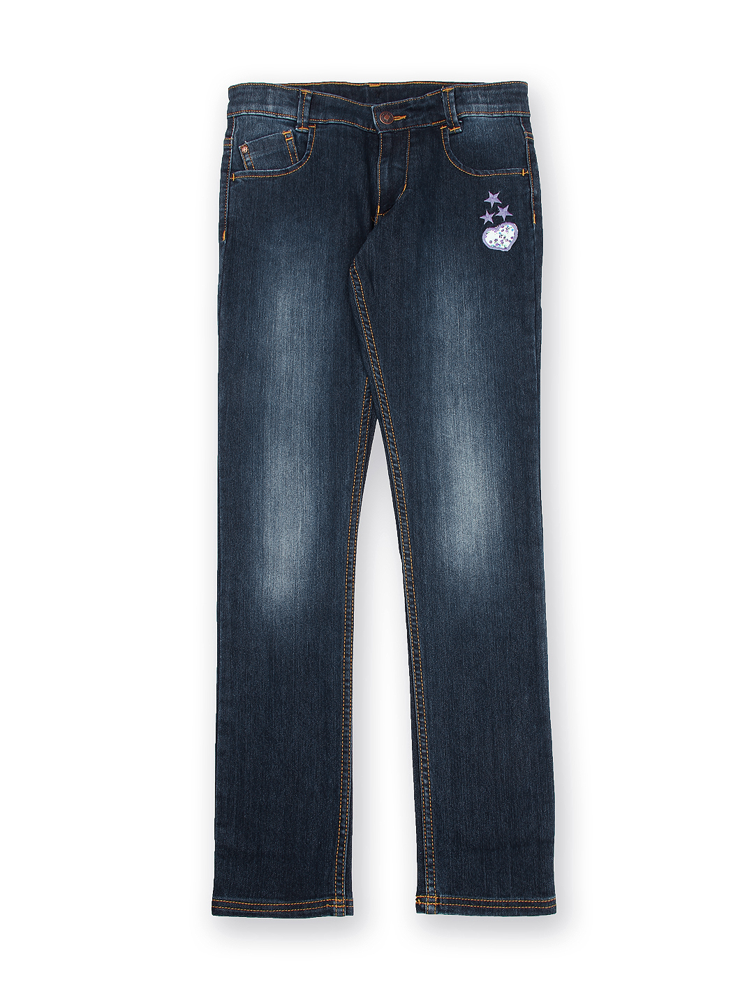 United Colors of Benetton Girls Blue Skinny Fit Jeans Rs 1699 Rs 849
