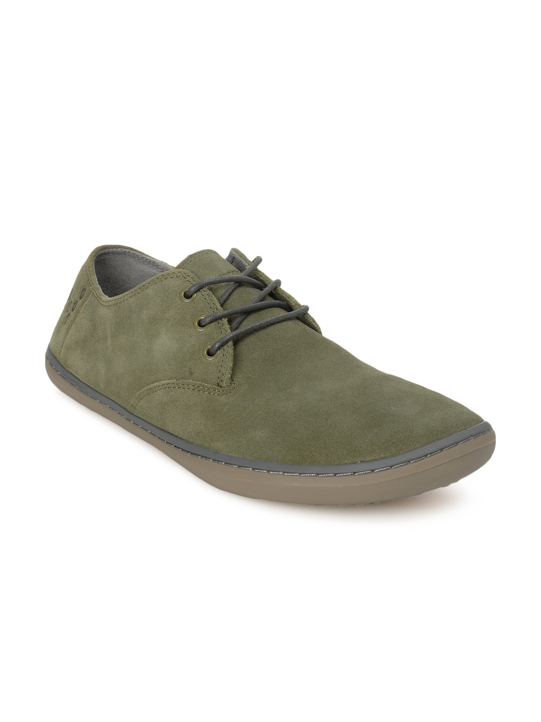 Vivobarefoot Men Ra Olive Shoes