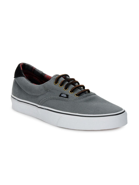 vans grey mens