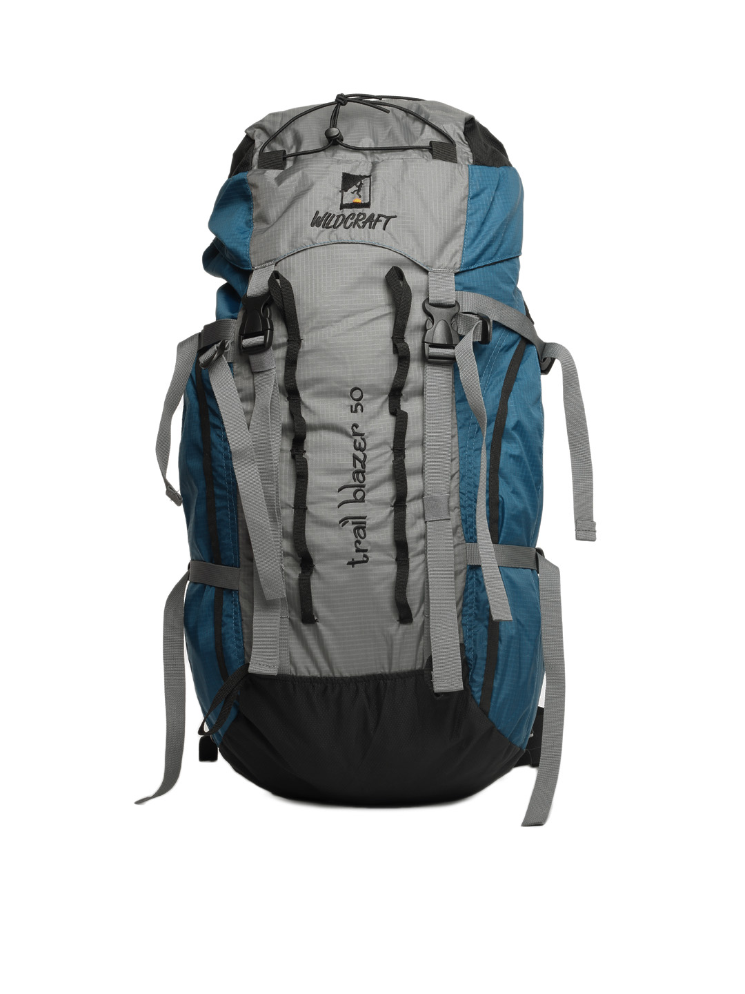 Wildcraft Unisex Blue & Grey Rucksack