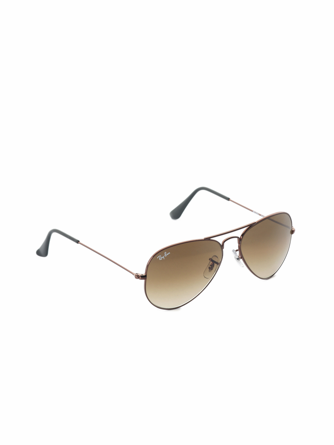 Ray-Ban Men Aviator Bronze Sunglasses