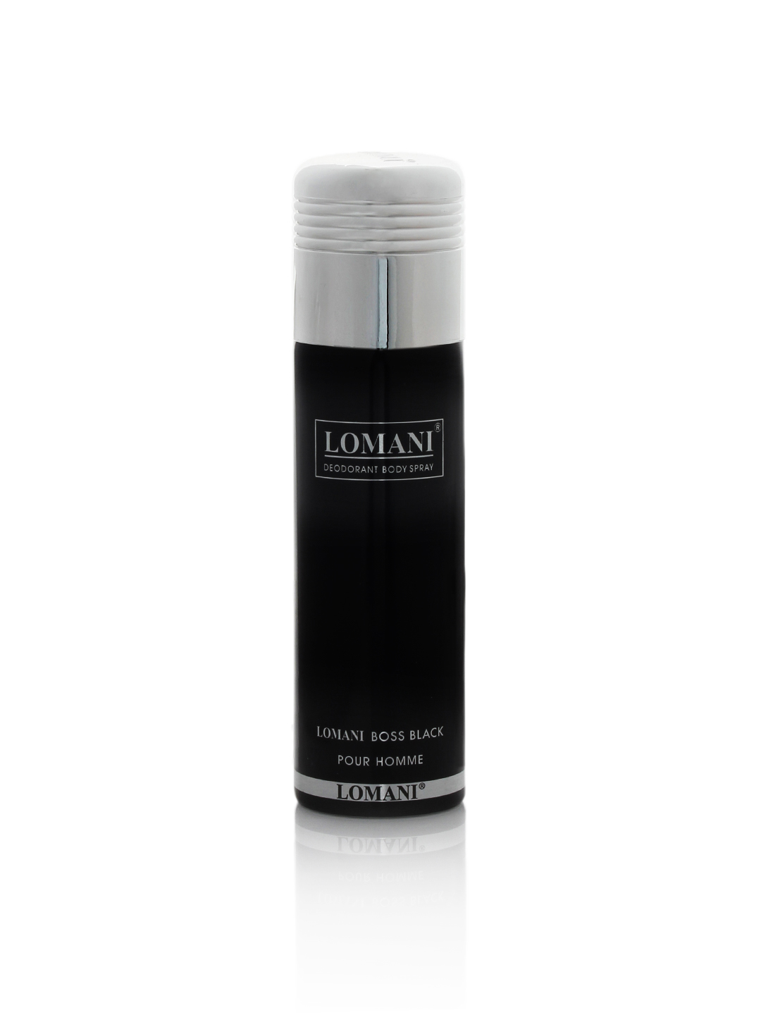 Lomani Men Boss Black Deo