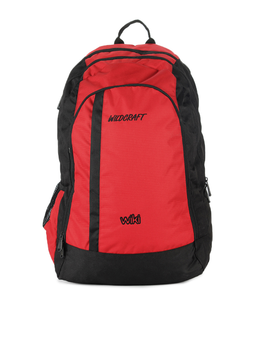 Wildcraft  Unisex Polyester Red Backpack
