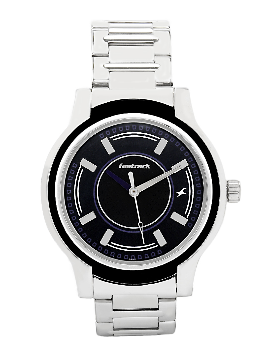 Fastrack Women Black Dial Watch