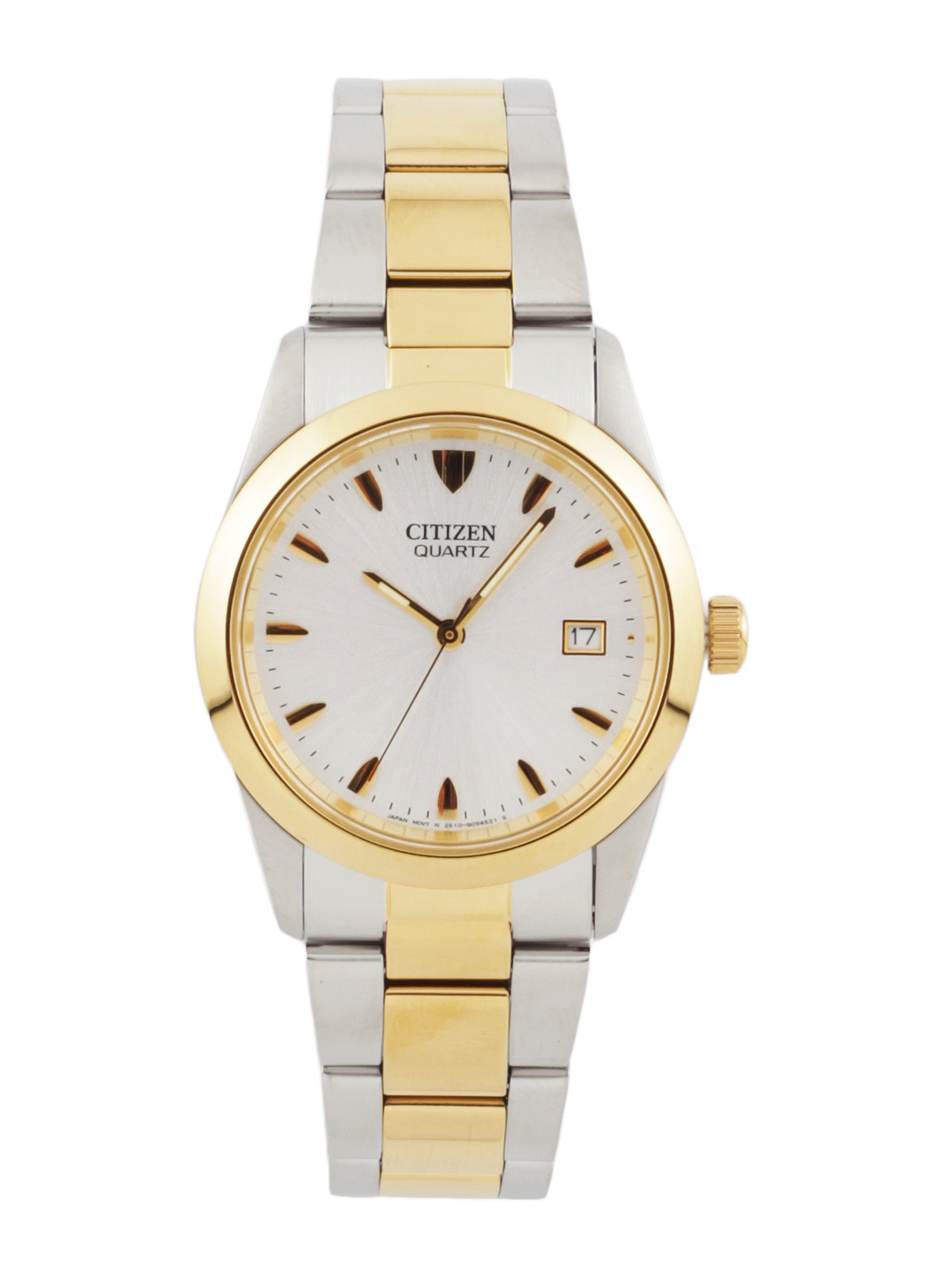 Citizen Men White Dial Watch