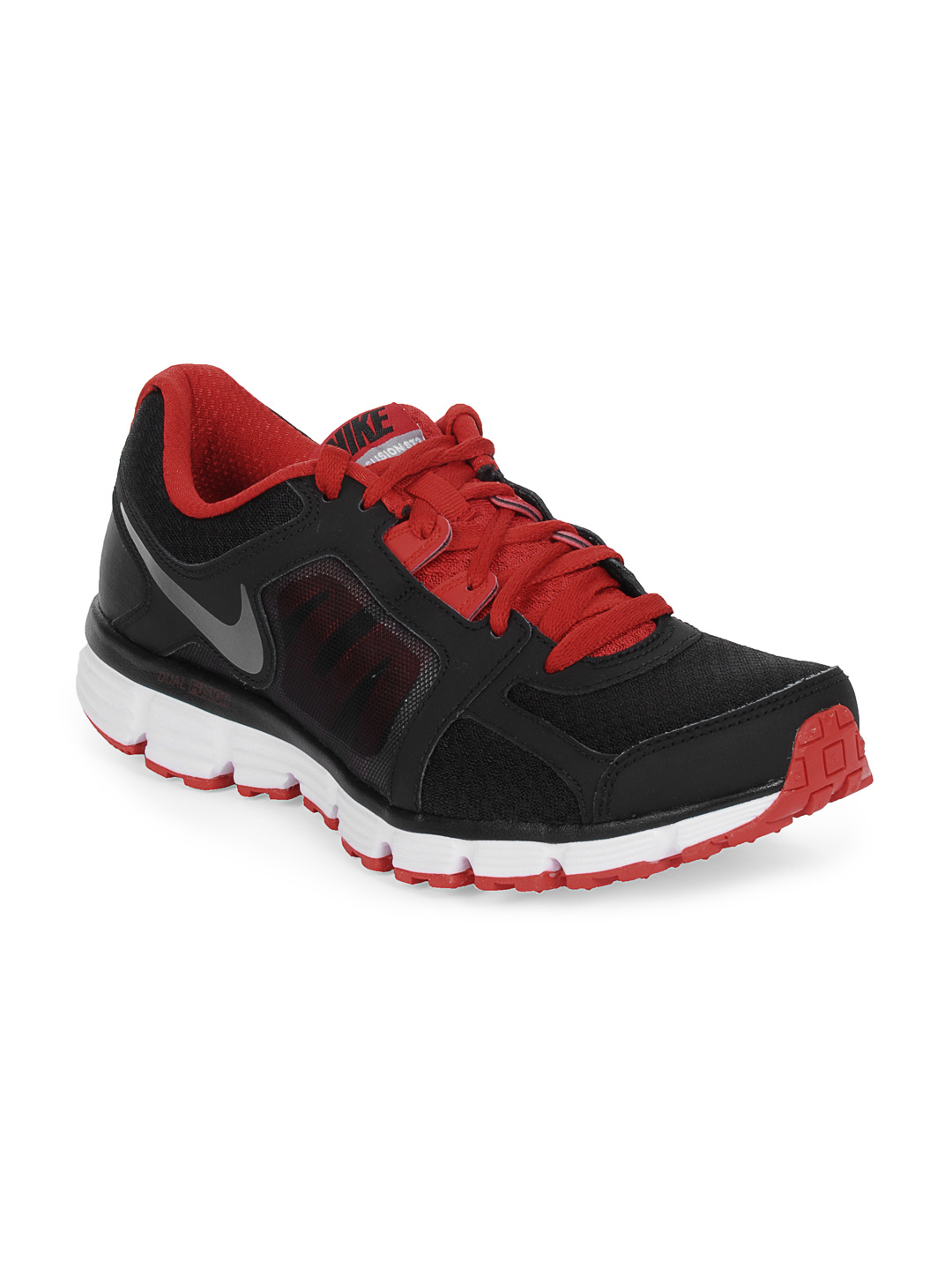 Nike Men Black Dual Fusion Sports Shoes